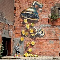 Graffiti 3D y arte urbano - Friki.net