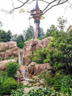 Tangled Tower, Magic Kingdom - Walt Disney World
