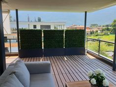 Artificial Hedges, Artificial Plants, Boxwood Hedge, Outdoor Furniture, Outdoor Decor, Evergreen, Exterior Design, Office Decor, Luxury
