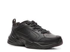 Men Air Monarch IV Training Shoe - Men s -Black 29de53989