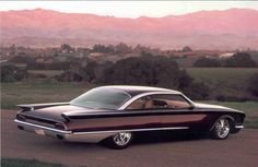 60 Ford Starliner by Chip Foose