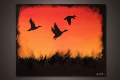 Heading Home 2.5 ft. x 2 ft 30 x 24 total by ReitenourPaintings, $89.99