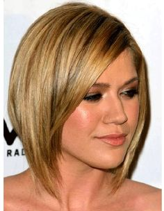 my all time favorite hair cut - the stacked bob - ive gotten this look i cant tell you how many times
