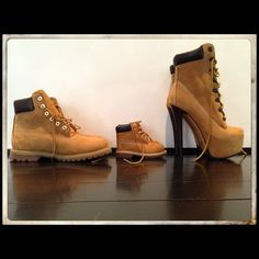 Beyonce's Instagram Pic of Her Family's Timberlands