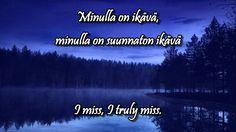 Ikävä w/lyrics (english, finnish) - Pave Maijanen My Life, Lyrics, English, Songs, Music, Musica, Musik, Song Lyrics, English Language