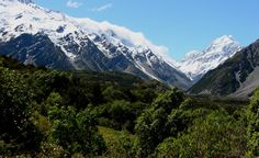 Mt. Cook in South Island - I've been there