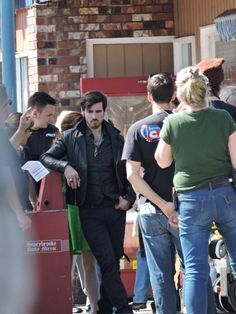 Colin O'Donoghue - Behind the scenes- 5 * 5 - 21 August 2015