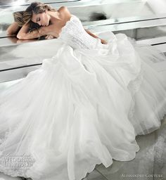 couture wedding dress 2011