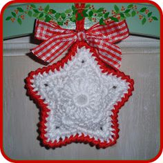 star (Dutch free pattern)
