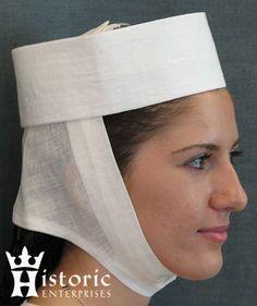 Bejís Medieval: Prendas básicas del S. XIII: los tocados femeninos