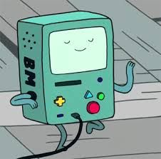 I luv u bmo Adventure Time Songs, Adventure Time Characters, Cartoon Tv, Cartoon Shows, Pendleton Ward, Adveture Time, Arte Alien, Marceline And Princess Bubblegum, Finn The Human