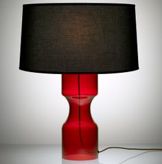 Constrictor Modern Table Lamp at NicheModern.com #modernlight