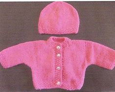 Premature Small Baby Knitting Pattern For 5 Hats | Etsy