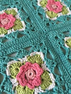 Crochet   A HankiDori Day