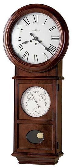 barometer thermometer hygrometer wall clock 620249 Lawyer HowardMiller
