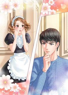 전화와 나-로맨스(완결) : 네이버 블로그 Manga Couple, Anime Couples Manga, Couple Cartoon, Couple Art, Anime Guys, Manga Anime, Romantic Couples, Cute Couples, Anime Love Story