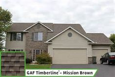Best Very Nice Mission Brown Gaf Timberline Another 640 x 480