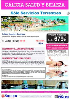 Galicia Salud y Belleza - Sólo Servicios Terrestres - Paquete 7 Noches desde 679€ - Noviembre ultimo minuto - http://zocotours.com/galicia-salud-y-belleza-solo-servicios-terrestres-paquete-7-noches-desde-679e-noviembre-ultimo-minuto/