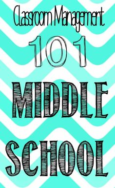 Classroom Management for Middle School – iMrsHughes