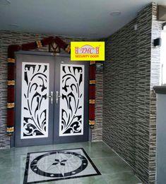 security door, safety door, metal door, main door, art design, double layer, manufacturer malaysia, 防盗门,安全门,马来西亚防盗门制造商
