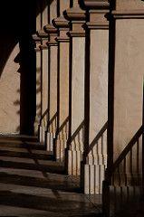 Shadow Columns | by janet little jeffers