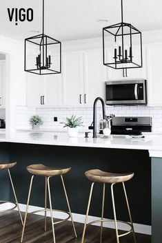 Loved by homeowners and heralded by interior designers everywhere, the kitchen island has quickly become one of the most indispensable features in modern kitchen designs.