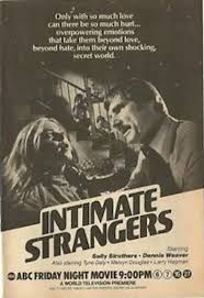 A man (Dennis Weaver) beats his wife (Sally Struthers), and their marriage falls apart.