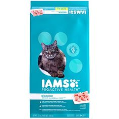 Pets Iams Proactive Health Indoor Weight and Hairball Care Adult Dry Cat Food with Chicken, Turkey, and Garden Greens, 7 Pound Bag, Multicolor Turkey Chicken, La Formation, Dry Cat Food, Cat Care Tips, Cat Supplies, Cat Health, Health Care, Types Of Food