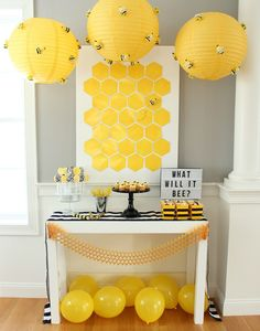 What Will It BEE? Gender Reveal Party Ideas