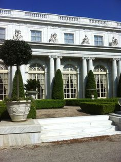 Rosecliffe Mansion    Newport, RI. The historical tours are amazing!