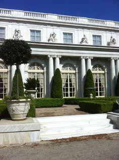 Rosecliffe Mansion    Newport, RI