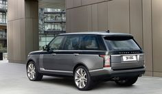 Range Rover SVAutobiography レンジローバーSVオートバイオグラフィー