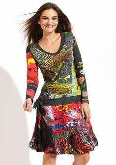 DESIGUAL  Lucille Dress