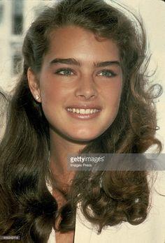 Brooke Shields circa 1981 in New York City.