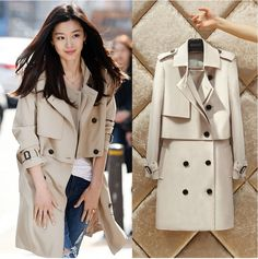 Image result for trench coat catwalk