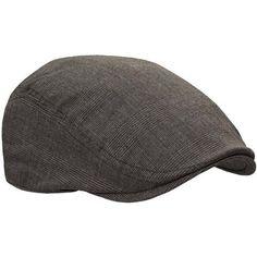 Amazon.com: Classic Ivy Driver Flat Cap Hat, Grey Small/Medium: Clothing