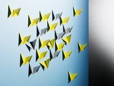 Garderobe / Wandhaken FLOCK by Hermann Schwerter | Design Plasma Studio