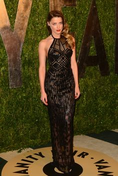 A-Listers Head to Vanity Fair Oscars After Party - Slideshow - WWD.com