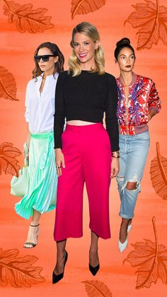 You Need to Try These Fall 2016 Fashion Trends Before Winter Hits. #fashion #style #beauty
