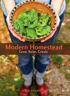 Urban homesteading, and modern-day sustainability