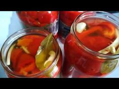 GOGOSARI IN OTET-Reteta bunicii,simpla,cu gustul de acasa - YouTube Pickles, Cucumber, Vegetables, Food, Youtube, Canning, Vegetable Recipes, Eten, Pickle