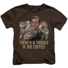 """Checkout our #LicensedGear products FREE SHIPPING + 10% OFF Coupon Code """"Official"""" Star Trek / Coffee Tribble-short Sleeve Juvenile 18 / 1-coffee-sm(4) - Star Trek / Coffee Tribble-short Sleeve Juvenile 18 / 1-coffee-sm(4) - Price: $24.99. Buy now at https://officiallylicensedgear.com/star-trek-coffee-tribble-short-sleeve-juvenile-18-1-coffee-sm-4"""