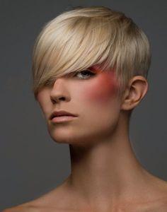 NAHA 2009 Makeup Artist of the Year  Makeup Janell Geason  Hair Maureen Anlauf