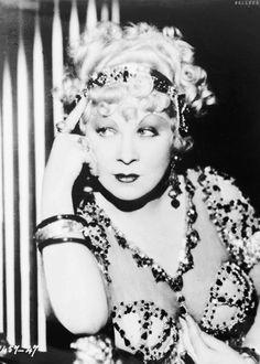 Mae West: Mary Jane West (August 17, 1893 – November 22, 1980), 1933