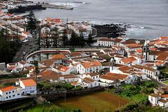 Vila de Santa Cruz da Graciosa - Ilha Graciosa - Açores