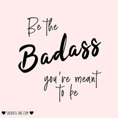 Quotes for Motivation and Inspiration QUOTATION – Image : As the quote says – Description An inspirational quote for boss women. Define confidence and boss up with our badass shirt, sassy mugs, cute tanks. Frases Girl Boss, Boss Lady Quotes, Babe Quotes, Sassy Quotes, Super Quotes, New Quotes, Girl Quotes, Woman Quotes, Quotes To Live By