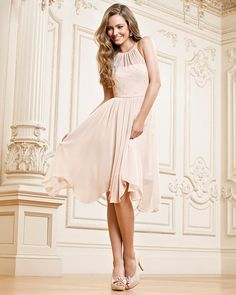 Romantic #dress #romantic    i found a dress similar to this one at seed, i want it for banquet!