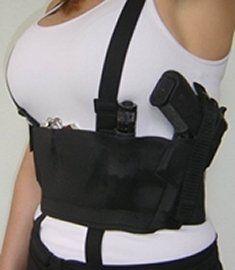 gun shoulder holsters female - Google Search