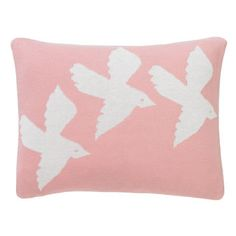 Knitted Boudoir Pillow Cover