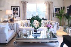 Terano Coffee table - Eileen Stulen Furniture, Apartment Interior, Apartment Interior Design, Table, Home Decor, Luxury Apartment Interior Design, Interior Design, Coffee Table, Luxury Apartments Interior